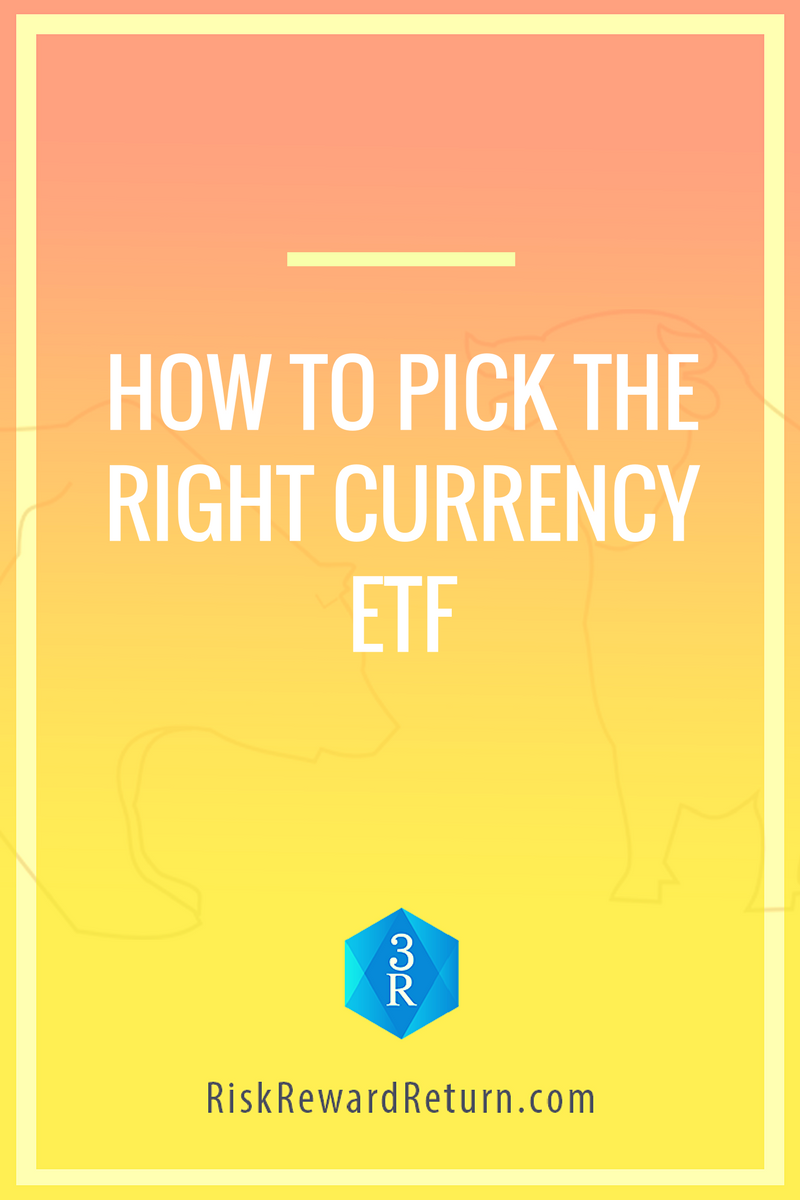 How To Pick The Right Currency ETF