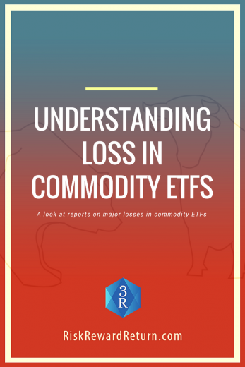 Understanding Loss in Commodity ETFs