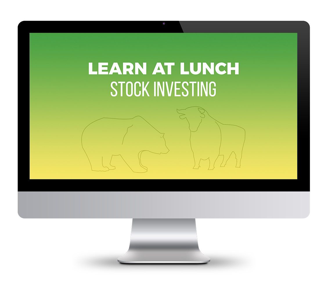 Learn At Lunch Stock Investing